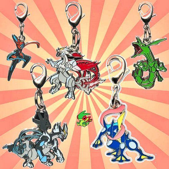 Móc khóa pokemon - charm pokemon - thumbnail - pokecorner.vn - mo hinh pokemon takara tomy - moc khoa charm pokemon
